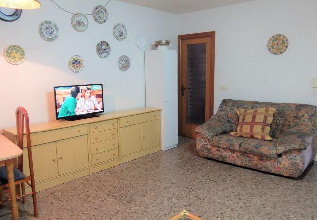 Apartamento en Grao de Gandia - JARDIN II - 1ª - 4º - IZQ (ALQUILER SOLO A FAMILIA