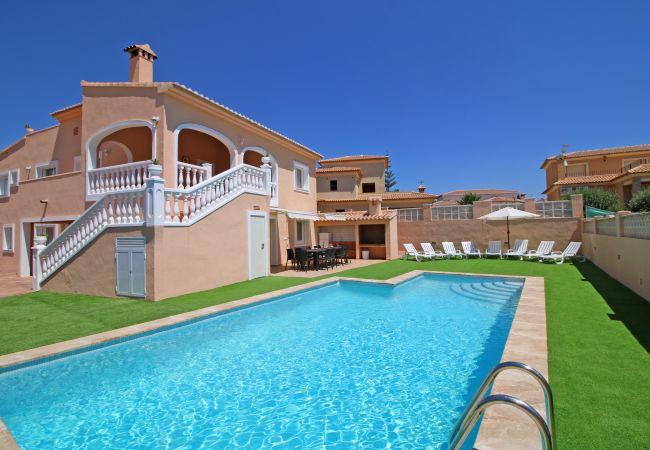 Villa en Calpe - Villa Magia