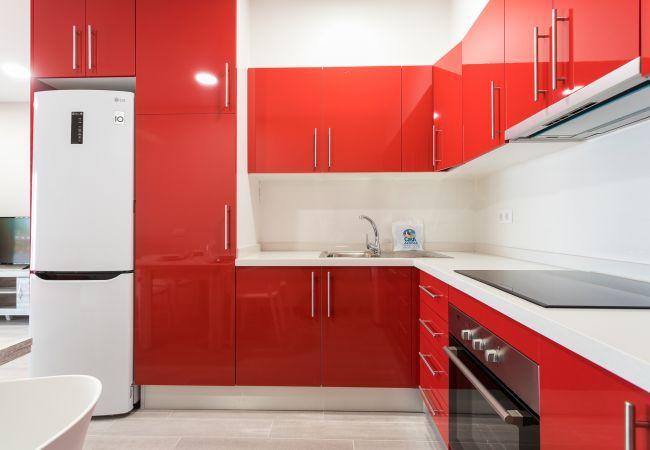 Apartamento en Alcoceber / Alcossebre - Arcos I C.A. - Apartamento 2/4 superior