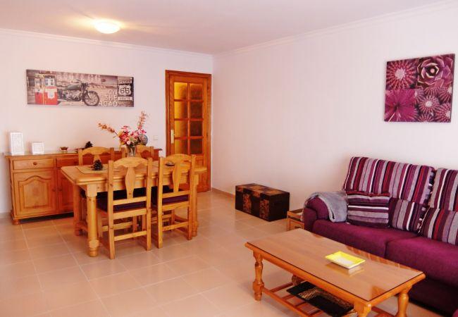 Apartamento en Grao de Gandia - BALADRE BLQ.I - 1ª-1º-2ª (ALQUILER SOLO A FAMILIAS