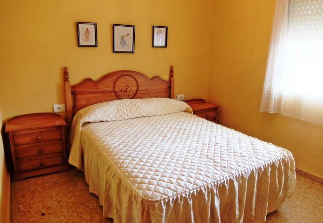 Apartamento en Grao de Gandia - FERMON II 3ª - 1º - 2ª (ALQUILER SOLO A FAMILIAS)