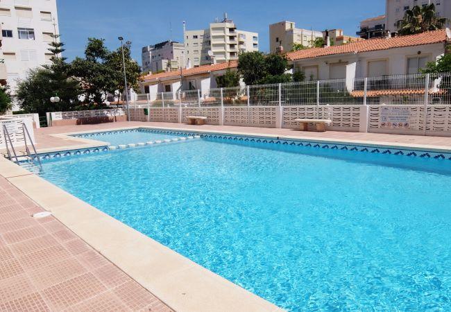 Apartamento en Grao de Gandia - CANCUN  VI - 2ª - 2º C - ALQUILER SOLO FAMILIAS -