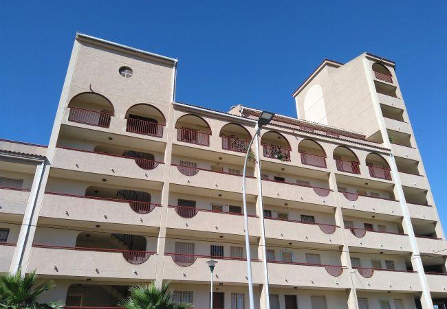 Apartamento en Peñiscola - Apartamentos La Volta 2 Habitaciones Aire Acon.