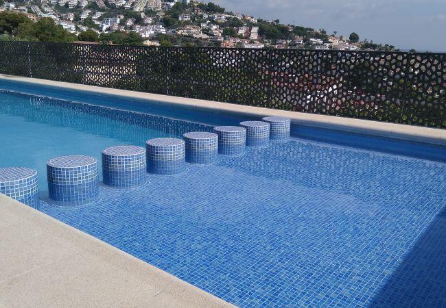 Apartamento en Peñiscola - Apartamentos Fincas Simó 2 Dormitorios