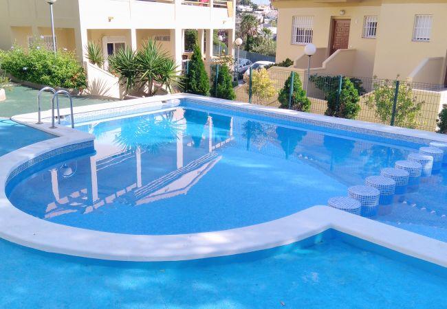 Apartamento en Peñiscola - Apartamentos Mercuri 2 Dormitorios