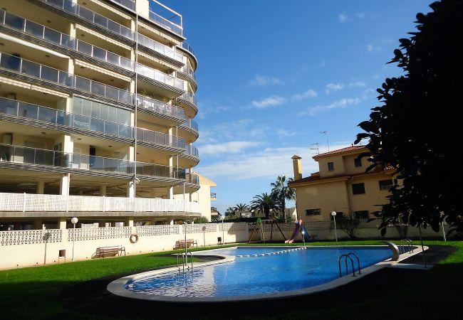 Apartamento en Peñiscola - P. Maritimo 50 Frontal LEK