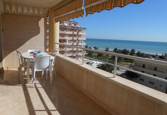 Apartamento en Peñiscola - P. AZA A408 (111)