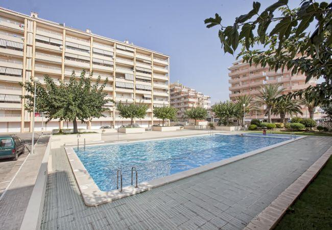 Peñíscola Azahar, piscina, ideal familias, zona tranquila, playa
