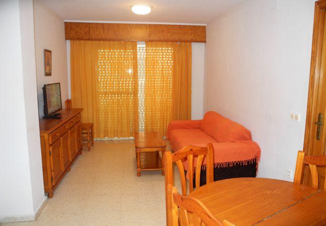 Apartamento en Grao de Gandia - JARDIN X - 3ª - 6º - G (ALQUILER SOLO A FAMILIAS)