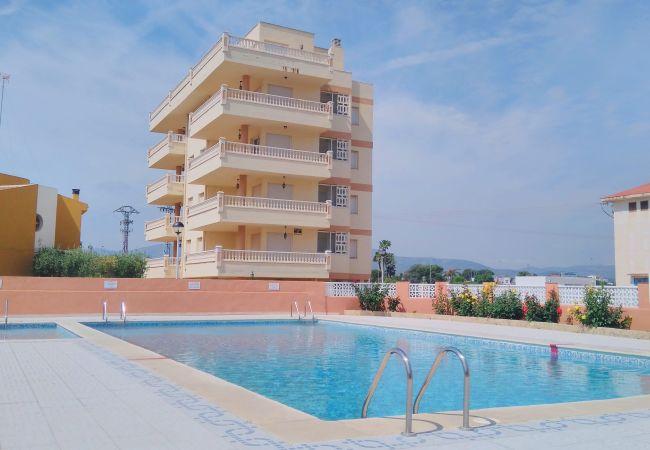 Apartamento en Peñiscola - Voramar 2 Habitaciones