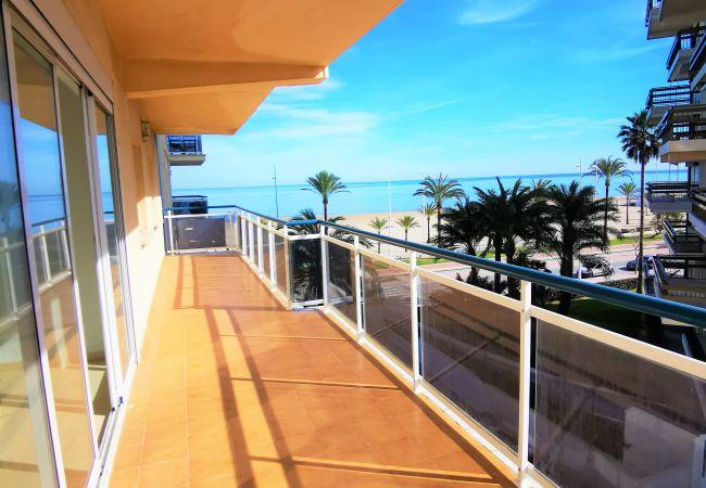 Apartamento en Grao de Gandia - EL GALEON BLQ.A-1ª-3º-9ª (ALQUILER SOLO A FAMILAS)