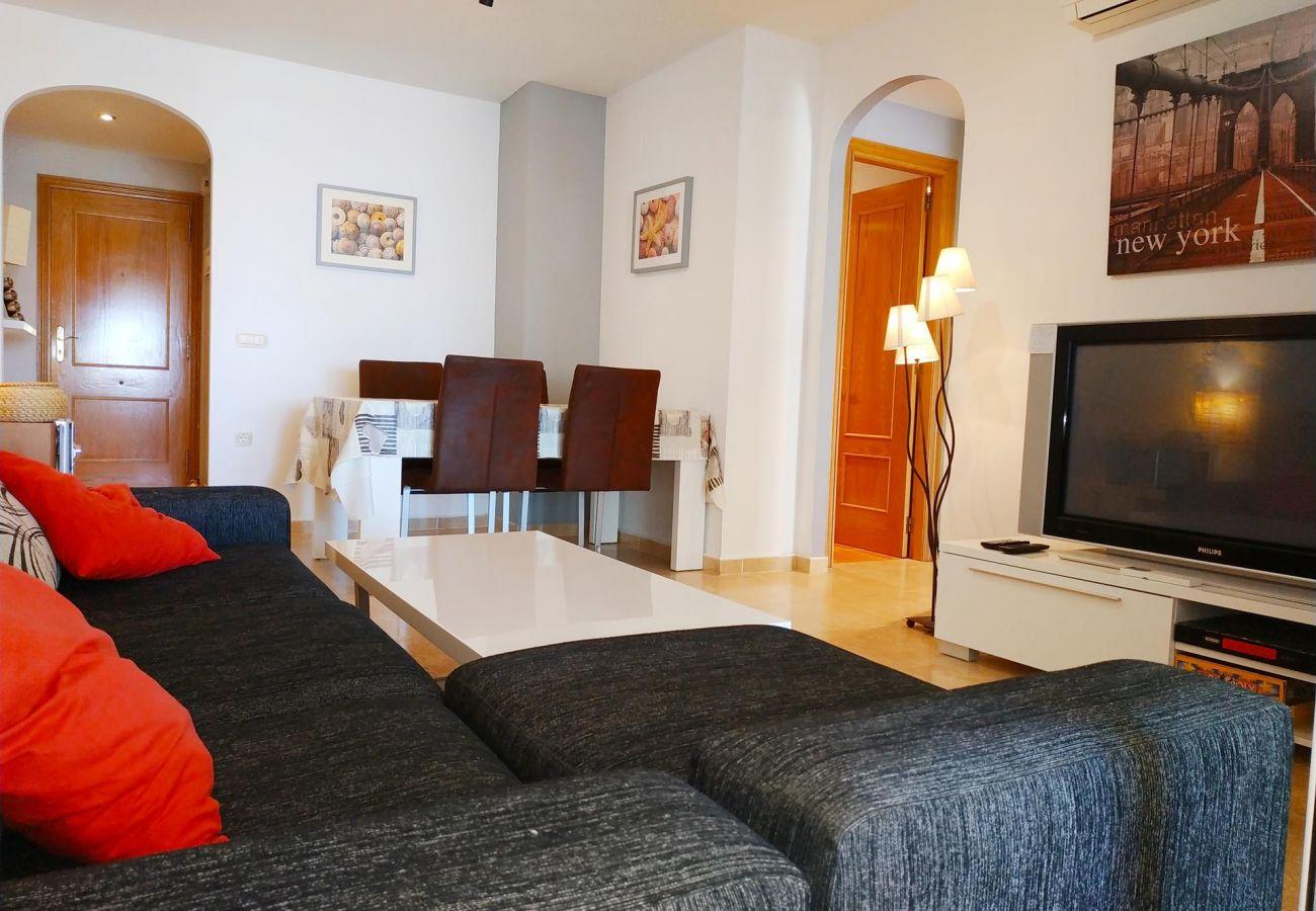 Apartamento en Peñiscola - LA VOL II 1B (059)