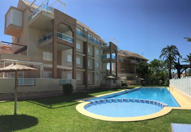 Apartment in Denia - PUERTA DEL PALMAR B-5