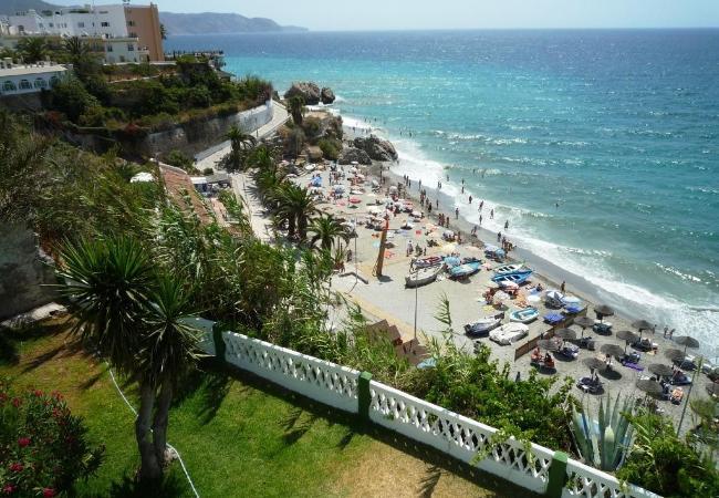 Apartment in Nerja - Acapulco Playa 315 Apartments Casasol