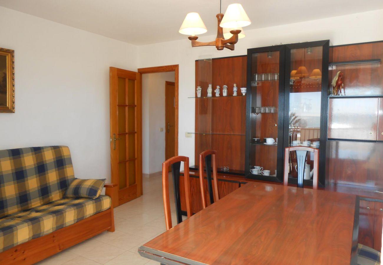 Apartment in Peñiscola - MARINA 2A (080)