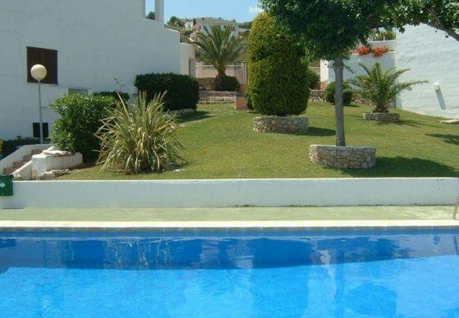 Apartment in Peñiscola - Residencial Itxaso 8 LEK