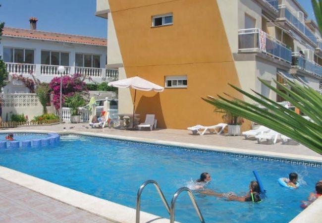 Apartment in Alcoceber / Alcossebre - CANARET PLANTA BAJA JARDIN - 4/6