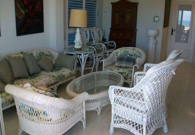 Apartment in Grao de Gandia - SICILIA 1º - DCHA (ALQUILER SOLO A FAMILIAS)