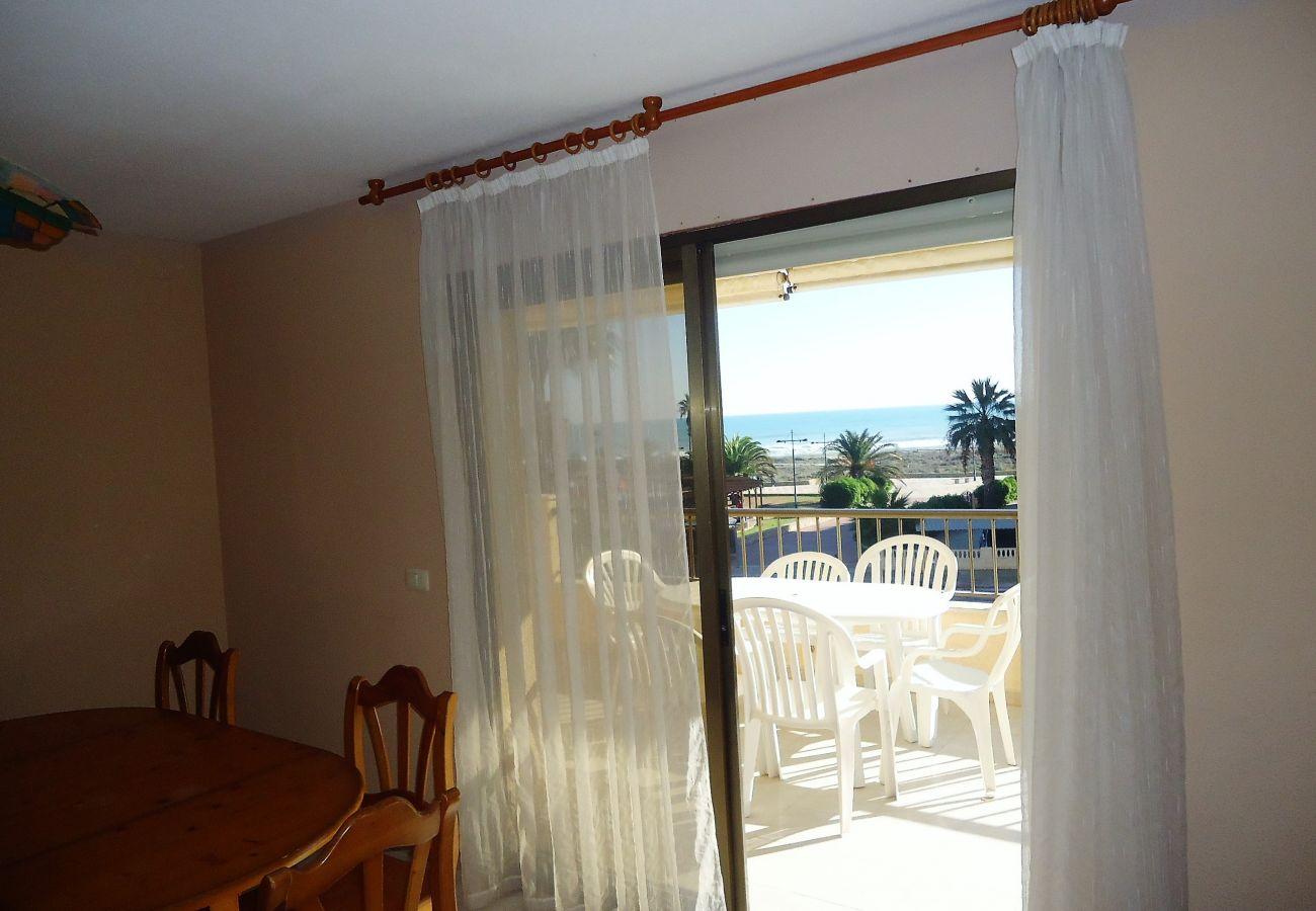 Apartment in Peñiscola - Apartamentos Alboran 4/6 LEK