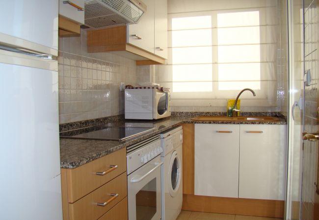 Apartment in Denia - PUERTA DEL PALMAR B-6
