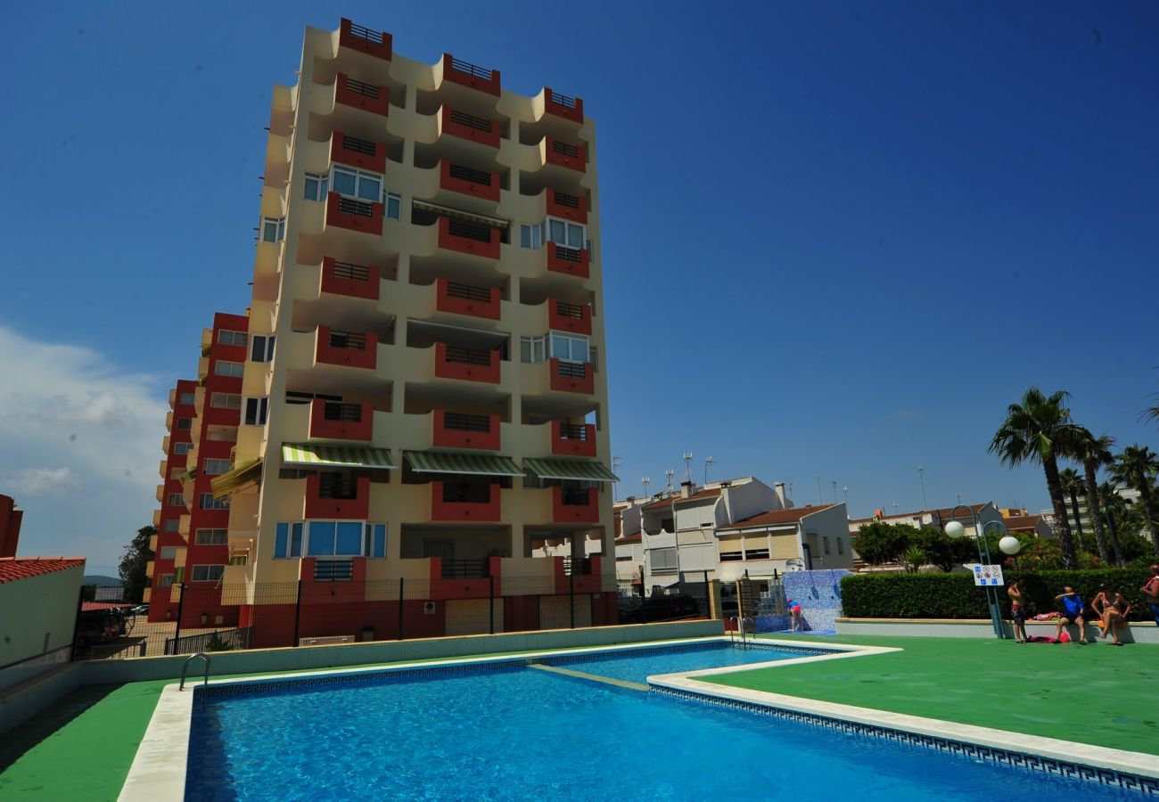 Apartment in Peñiscola - EURO 7J (050)