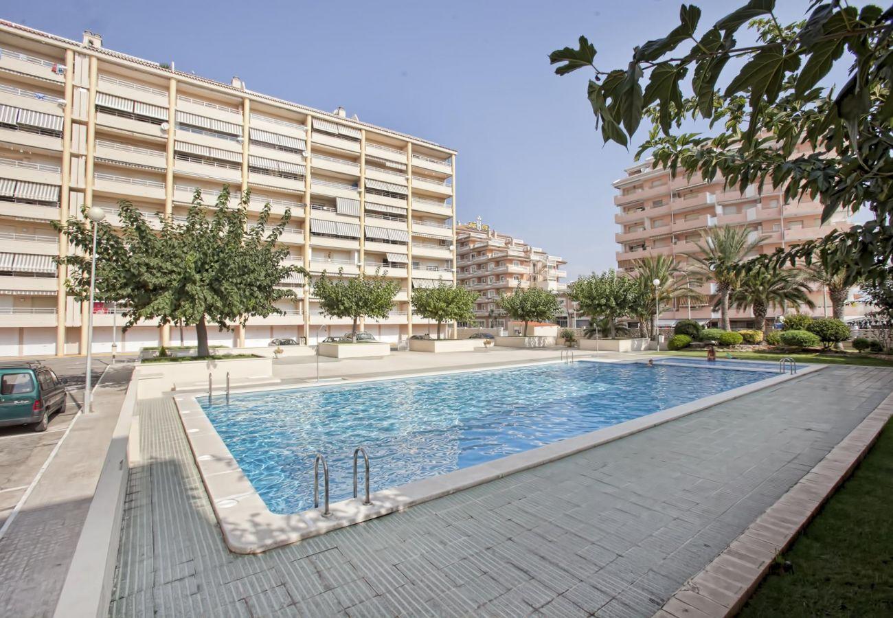 Peñíscola Azahar, pool, ideal for families, quiet area, beach