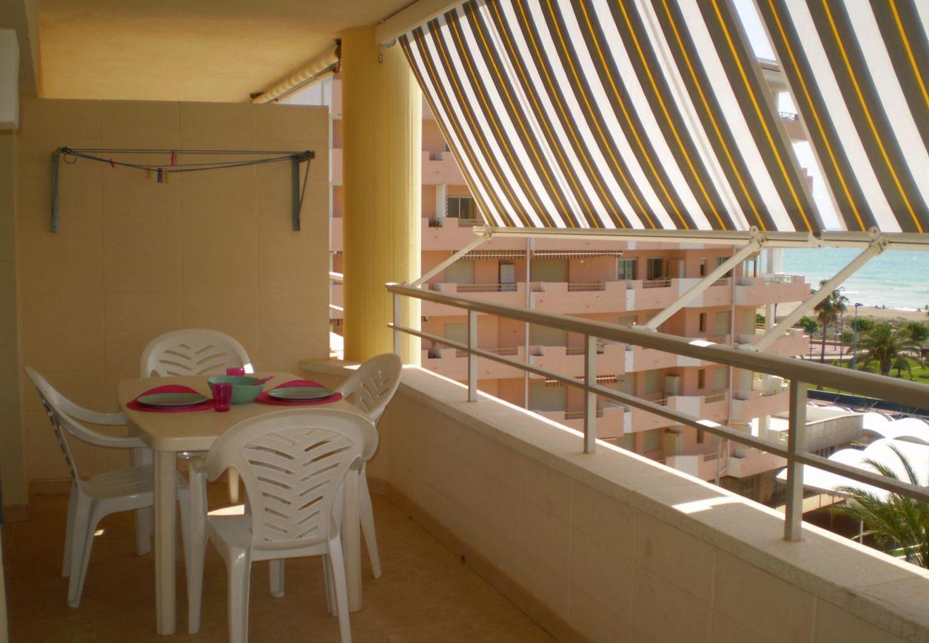 Apartment in Peñiscola - P. AZA A408 (111)