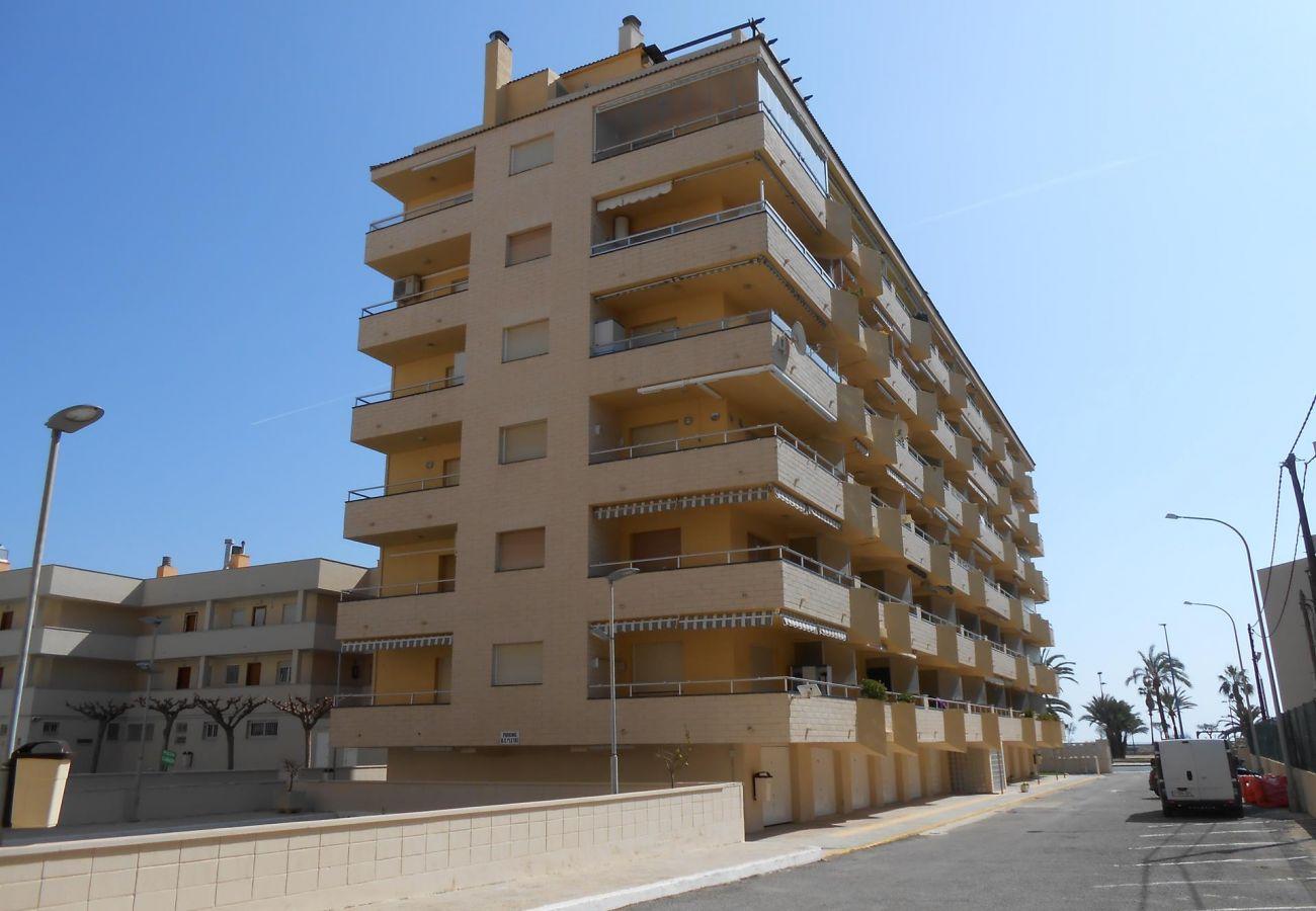 Apartment in Peñiscola - P. AZA I207(125)